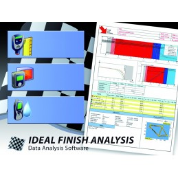 Logiciel Ideal Finish Analysis