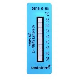 Thermomètres autocollants