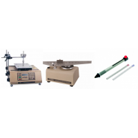 Rayure/ Appareils de tests de rayure/Scléromètres